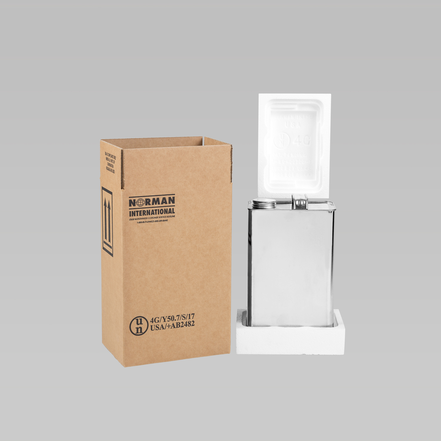 1e5bb7ae9c5 Hazmat packaging boxes and shipping containers